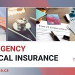 emergency medical insurance